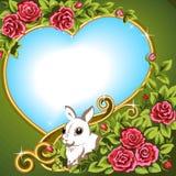 hjärta steg stock illustrationer