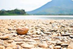 Hjärta stenar Arkivfoton