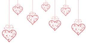 Hjärtabakgrund Arkivfoton