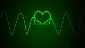 Hjärtagraf Fotografering för Bildbyråer