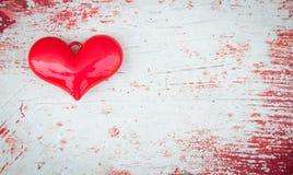 hjärtalampa - rosa stålstil Royaltyfri Bild