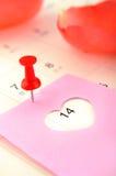 hjärtamarkörform Fotografering för Bildbyråer