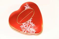 hjärtametall Arkivfoto