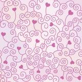 Hjärtamodell 1 Royaltyfri Illustrationer