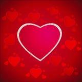 Hjärtan. Arkivbild