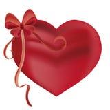 Hjärtan av valentin dag Fotografering för Bildbyråer