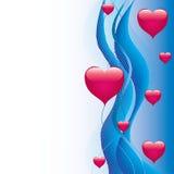 hjärtaprydnad Arkivfoton