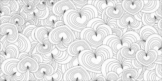 Hjärtaröra Royaltyfri Illustrationer