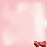 hjärtast-valentin Royaltyfri Bild