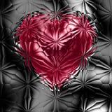 Hjärtasymbol Arkivfoto