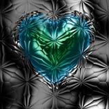Hjärtasymbol Royaltyfri Fotografi