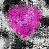 Hjärtasymbol Royaltyfri Bild