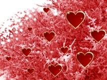 hjärtavalentin arkivfoton