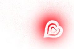 hjärtavalentin Arkivfoto