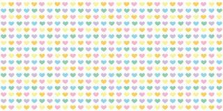 hjärtawallpaper stock illustrationer