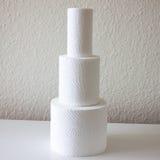 hjärtegod man för softness för Toalett-papper hushållhygien Royaltyfri Bild
