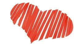 hjärtesorg Arkivfoton