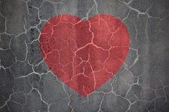 hjärtesorg Royaltyfri Foto