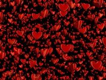 hjärtor 1 Royaltyfria Bilder