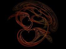 hjärtor Royaltyfri Fotografi