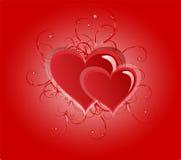 hjärtor Arkivfoton