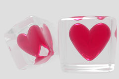 hjärtor vektor illustrationer