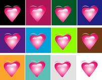 hjärtor Fotografering för Bildbyråer