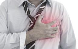 Hjärtsjukdom royaltyfria bilder
