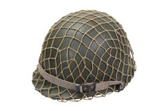 Hjälm för militär för USA-armé Royaltyfria Foton