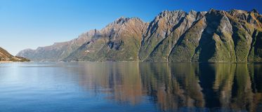 The Hjorundfjord from Store Standal Stock Photos
