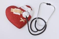 Hjärtinfarkt Arkivbild