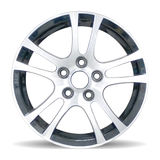 hjul Royaltyfria Bilder