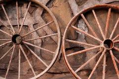 hjul Royaltyfria Foton