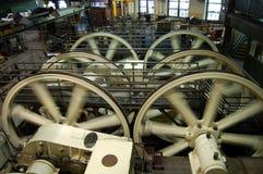hjul Arkivbilder