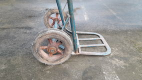 hjul 2 Arkivfoto