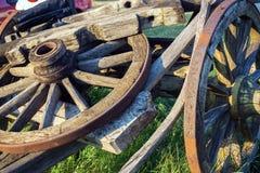 hjul Arkivfoton