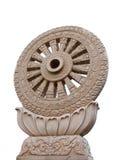 Hjul av Dhamma Fotografering för Bildbyråer