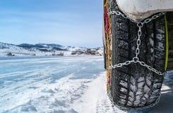 Hjul av en bil Royaltyfria Foton