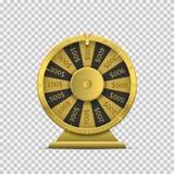 Hjul av förmögenhet Fotografering för Bildbyråer