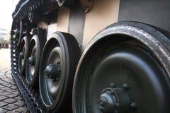 Hjul av krigmaskinen Royaltyfri Bild