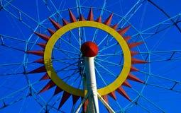 hjul för 2 ferris arkivbild