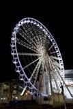 hjul för 3 manchester Royaltyfri Foto