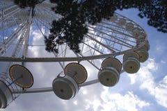 hjul för 4 jätte Royaltyfri Foto