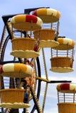 hjul för ferrisunge s Royaltyfri Fotografi