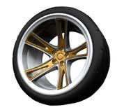 hjul för kts n3 Fotografering för Bildbyråer