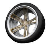 hjul för kts n5 Royaltyfri Fotografi