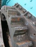 hjul för kugghjul 2 royaltyfri bild