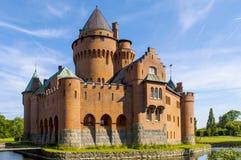 Hjularod城堡 免版税库存图片