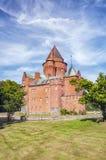 Hjularod Castle Royalty Free Stock Image