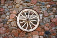 Hjulet Royaltyfri Bild